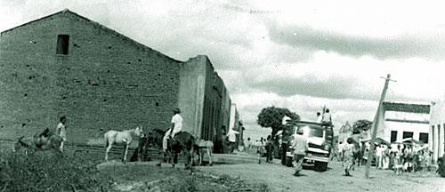 Rua Tiradentes
